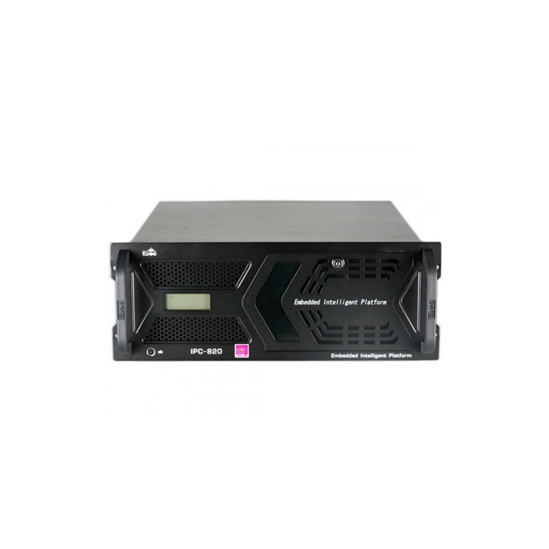 研祥工控机 IPC-820 第3代4U工控整机
